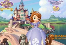 儿童习惯养成动画片《小公主苏菲亚 Sofia the First》第一季全24集 国语版全24集+英语版全24集 1080P/MKV/43GB 小公主苏菲亚全集下载-儿童动画网