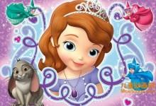 儿童习惯养成动画片《小公主苏菲亚 Sofia the First》第二季全24集 国语版全28集+英语版全28集 1080P/MKV/52.68GB 小公主苏菲亚全集下载-儿童动画网