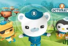 儿童动画片《海底小纵队 Octonauts》第一季全50集 中文版50集+英文版50集 720P/MP4/9.85GB 海底小纵队全四季下载-儿童动画网
