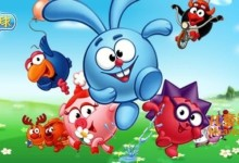 儿童动画片《瑞奇开心球 Gogoriki, Kikoriki》第三季全52集 国语版 480P/FLV/3.05GB 动画片瑞奇开心球全集下载-儿童动画网