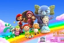儿童动画片《彩虹宝宝 Rainbow》第一季全26集 国语版 720P/MP4/2.94G 动画片彩虹宝宝全集下载-儿童动画网