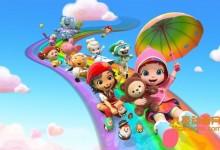 儿童动画片《彩虹宝宝 Rainbow》第二季全26集 720P/MP4/3.07G 动画片彩虹宝宝全集下载-儿童动画网