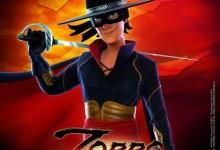 法国动画片《少年佐罗 Zorro》全26集 国语版26集+英语版26集 1080P/MP4/19G 动画片少年佐罗全集下载-儿童动画网