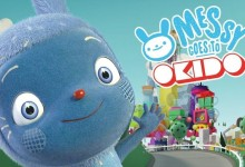 儿童益智动画片《梅西去乐趣岛  Messy Goes to OKIDO》全52集 国语版52集+英语版52集 720P/MP4/5.61G BBC益智动画片梅西去乐趣岛全集下载-儿童动画网