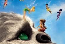 动画电影《 奇妙仙子第六部 永无兽传奇/永无岛野兽传奇 Tinker Bell Legend of The Neverbeast》国英双语 720P/MKV/2.83G 动画电影奇妙仙子小叮当下载-儿童动画网