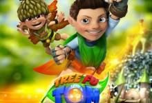 儿童益智动画片《小树侠汤姆 Tree Fu Tom》全52集 国语版 720P/MP4/6.29 动画片小树侠汤姆全集下载-儿童动画网