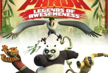 儿童动画片《功夫熊猫 至尊传奇/盖世传奇 Kung Fu Panda Legends of Awesomeness》第一季 全26集 国语版26集+英文版26集 1080P/MP4/11.1G 动画片功夫熊猫全集下载-儿童动画网