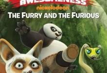 儿童动画片《功夫熊猫 盖世传奇 Kung Fu Panda Legends of Awesomeness》第二季  全26集 国语版26集+英文版25集 720P/MP4/7.86G 动画片功夫熊猫全集下载-儿童动画网