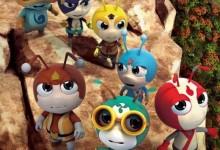 儿童动画片《星际小蚂蚁之环球追梦》第二部全25集 国语版 高清/MP4/1.31G 动画片星际小蚂蚁全系列下载-儿童动画网
