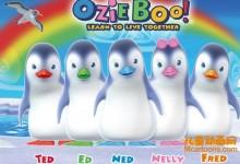 儿童动画片《嘘!企鹅来了之企鹅爱生活 Ozie Boo! Lean To Live Together》第一季全52集 国语版 高清/MP4/377M 动画片企鹅来了全集下载-儿童动画网