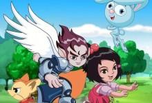 儿童动画片《天眼神兔》全52集 国语版 高清/MP4/2.31G 动画片天眼神兔全集下载-儿童动画网
