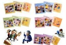 儿童有声读物《方向有声系列:诺贝尔奖大师故事》全12CD共36集 国语版 MP3/248M 方向有声系列诺贝尔奖大师故事全集下载-儿童动画网