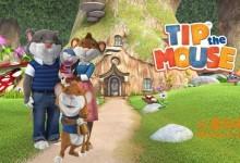 意大利益智动画片《小鼠提比 Tip the Mouse》第1季全52集 中文版52集+英文版52集 1080P/MP4/10.4G 动画片小鼠提比全集下载-儿童动画网