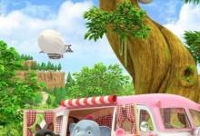 儿童冒险动画片《嘟哒和达达 Duda & Dada》第二季全26集 国语版 高清/MP4/1.12G 动画片嘟哒和达达全集下载-儿童动画网