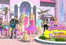 芭比系列动画《芭比之梦想豪宅 第七季 Barbie Life in the Dreamhouse》全18集 中文版18集+英文版5集+MP3音频5集 高清/MP4/1.3G 芭比之梦想豪宅中文版英文版全集下载-儿童动画网