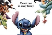 迪士尼动画电影《星际宝贝 Lilo & Stitch 2002》英语中英双字 高清/MKV/1.3G 动画片星际宝贝全集下载-儿童动画网