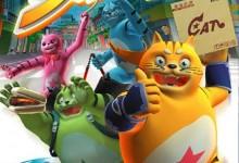 儿童动画片《功夫星猫 Kung Fun Cat》第二季全26集 国语版 高清/MP4/1.24G 动画片星猫历险记全集下载-儿童动画网