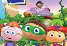 儿童益智动画片《超级为什么 Super Why》全三季共103集 国语版103集+英语版103集 720P/MP4/26.57G 动画片超级为什么全集下载-儿童动画网