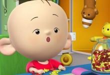 儿童益智动画片《图图的智慧王国数学系列》全62集 720P/MP4/3.83G 动画片大耳朵图图全集下载-儿童动画网