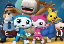 儿童动画片《小童猫之喵星来客》全52集 720P/FLV/5.67G 1080P/MP4/10.8G  动画片小童猫之喵星来客全集下载-儿童动画网