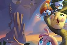 儿童动画片《愤怒的小鸟史黛拉 Angry Birds Stella》全二季共26集 720P/MP4/1.29G 动画片愤怒的小鸟史黛拉全集下载-儿童动画网