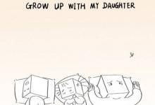 儿童动画片《和女儿的日常 Grow Up With My Daughter》全2季共36集 国语版 720P/MP4/167M 动画片和女儿的日常全集下载-儿童动画网