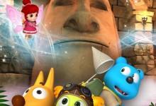 儿童益智动画片《奇奇探险队》全52集 720P/MP4/6.74G 动画片奇奇探险队全集下载-儿童动画网