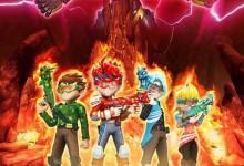 儿童动画片《星兽猎人》全32集 720P/MP4/8.19G 动画片星兽猎人全集下载-儿童动画网