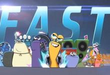 儿童动画片《极速蜗牛:狂奔 Turbo: FAST》第一季全26集 国语版26集+英语版26集 720P/MP4/9.31G 动画片极速蜗牛全集下载-儿童动画网