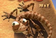 儿童益智动画片《小蜥蜴奥斯卡 Oscar's Oasis》全78集 720P/MP4/2.72G 动画片小蜥蜴奥斯卡全集下载-儿童动画网