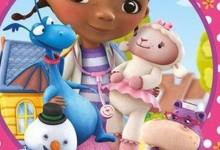 迪士尼动画片《小医师大玩偶 Doc McStuffins》第一季全26集 中文版26集+英文版26集 高清/MP4/3.72G 动画片小医师大玩偶全集下载-儿童动画网