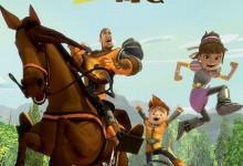 儿童动画片《小骑士大冒险 My Knight and Me》全52集 中文版52集+英文版52集 720P/MP4/10G 动画片小骑士大冒险全集下载-儿童动画网