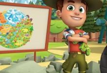 儿童益智动画片《森林小卫士罗布 Ranger Rob》全52集 720P/MP4/4.38G 动画片森林小卫士罗布全集下载-儿童动画网