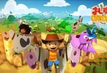 儿童益智动画片《扎克和呱呱 Zack and Quack》全52集 国语版 720P/MP4/6.08G 动画片扎克和呱呱全集下载-儿童动画网