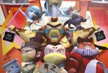 儿童动画片《星际炮兵团之拯救色彩》全52集 720P/MP4/3.87G 动画片星际炮兵团全集下载-儿童动画网
