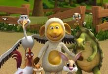 儿童益智动画片《咩咩小黄羊》全52集 720P/MP4/4.16G 动画片咩咩小黄羊全集下载-儿童动画网