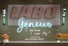 儿童动画片《怪博士和他的机器人 Labo Genius》全35集 1080P/MP4/1.15G 动画片怪博士和他的机器人全集下载-儿童动画网