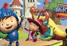 英国益智动画片《迈克小骑士/小骑士迈克 Mike the Knight》第一季全52集 国语中字 1080P/MP4/11.4G 动画片迈克小骑士全集下载-儿童动画网