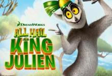 梦工场动画片《朱利安国王万岁 All Hail King Julien》第三季全13集 英文原版 720P/MP4/2.39G 动画片朱利安国王万岁全集下载-儿童动画网