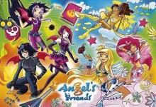 意大利动画片《天使的朋友 Angel's friends》第1季全52集 英语中字 高清/MP4/3.6G 动画片天使的朋友下载-儿童动画网