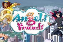 意大利动画片《天使的朋友 Angel's friends》第2季全52集 英语中字 720P/MP4/5.78G 动画片天使的朋友下载-儿童动画网