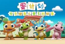 儿童安全教育动画片《蛋计划安全健康儿童系列故事》第1-2部全81集 国语版 720P/MP4/2.68G 动画片蛋计划下载-儿童动画网