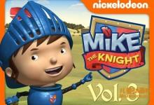 英国益智动画片《小骑士迈克 Mike the Knight》第三季全26集 国语版26集+英语版26集 720P/MP4/7.07G 动画片小骑士迈克下载-儿童动画网