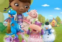 迪士尼动画片《小医师大玩偶 Doc McStuffins》第三季全31集 英文版 720P/MP4/7.52G 动画片小医师大玩偶全集下载-儿童动画网