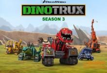 梦工场动画片《恐龙卡车 Dinotrux》第三季全16集 英语版 1080P/MKV/12.5G 动画片恐龙卡车下载-儿童动画网