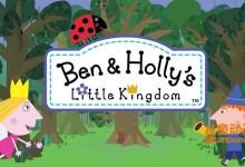 美国动画片《班班和莉莉的小王国 Ben & Holly's Little Kingdom》第一季全52集 国语版26集+英语版52集 1080P/MP4/4.22G 动画片班班和莉莉的小王国下载-儿童动画网