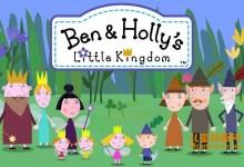 美国动画片《班班和莉莉的小王国 Ben & Holly's Little Kingdom》第二季全52集 英语版 1080P/MP4/3.99G 动画片班班和莉莉的小王国下载-儿童动画网