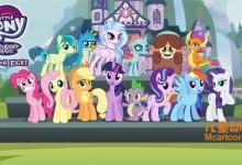 美国动画片《小马宝莉友谊的魔力 My Little Pony: Friendship Is Magic》第八季全26集 国语版26集+英文版26集 720P/MP4/9GB 小马宝莉友谊的魔力第八季下载-儿童动画网