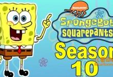 美国动画片《海绵宝宝 SpongeBob》第十季全11集 英语版 高清/MP4/1.02G 动画片海绵宝宝下载-儿童动画网