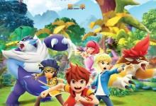 儿童动画片《寻灵大冒险》第二季全26集 国语版 720P/MP4/3.58G 动画片寻灵大冒险下载-儿童动画网